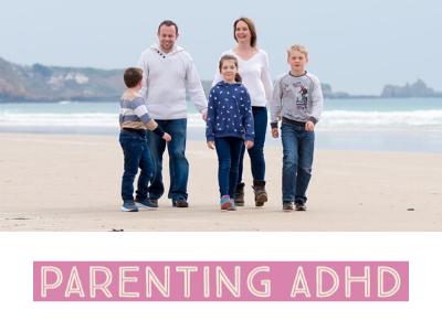 Parenting ADHD
