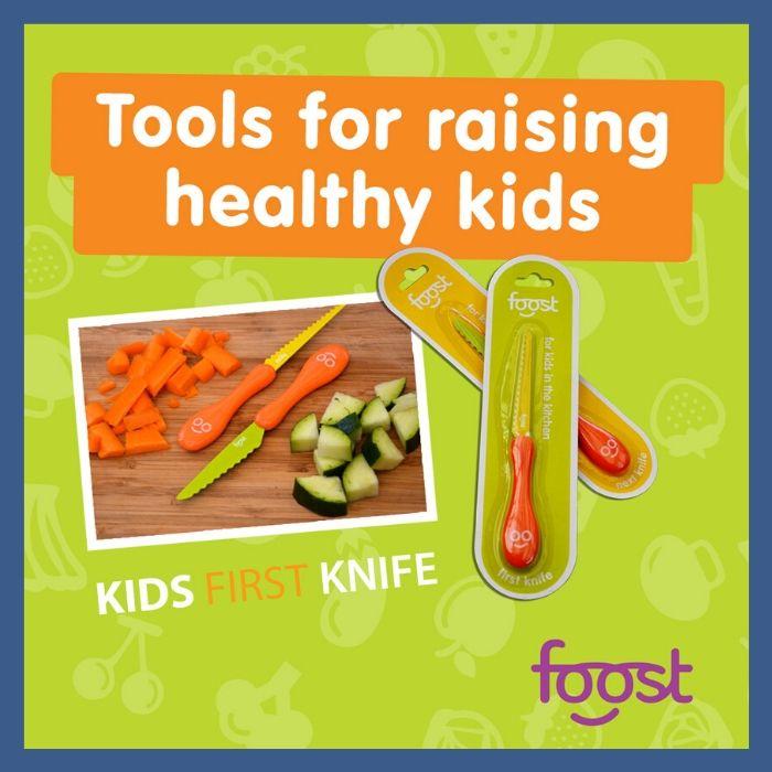 Foost – positive food education