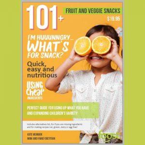 Foost snacks ebook